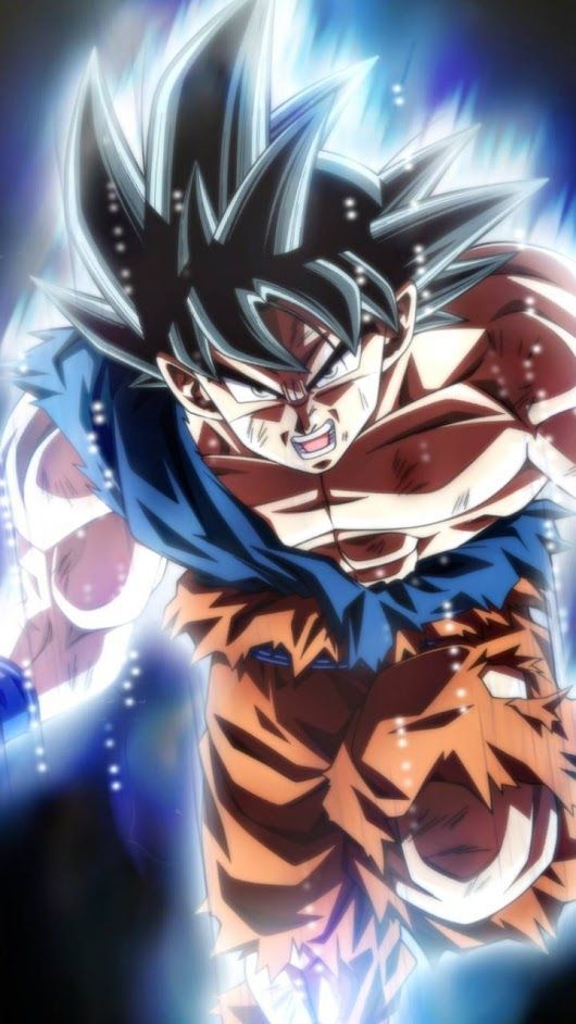 Goku Ultra Instinto Dragonball Z Bilder Anime Hintergrundbilder