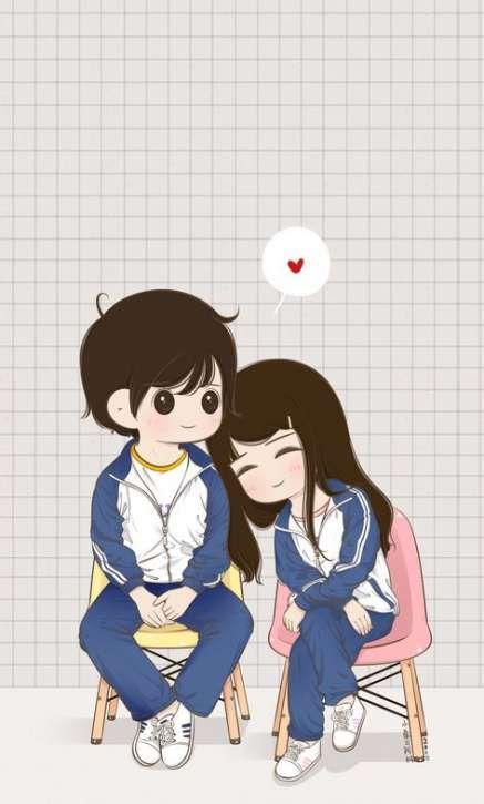 Best Wallpaper Cartoon Couple Posts Ideas Cartoons Love Couple Cartoon Pictures Cute Couple Cartoon