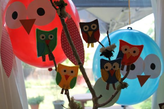 Ever Never Again: Owl Party