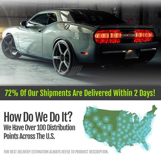 Dodge Challenger Wheels And Tires & Dodge Challenger Rims For Sale