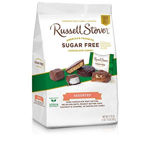 Russell Stover Sugar Free Assorted Chocolates Gusset Bag 17 85 Ounce Https Food Boutiquecloset Com P Sugar Free Chocolate Assortment Sugar Free Valentines