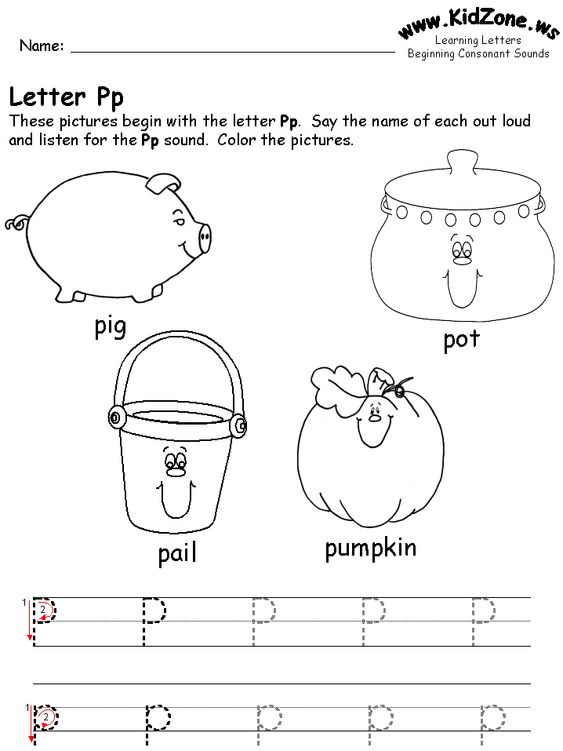 Worksheets for kindergarten, Awesome and Coloring on Pinterest