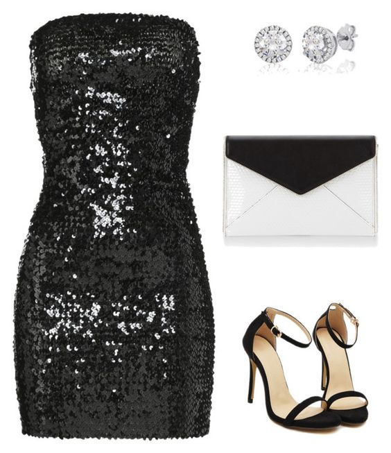 """""""Untitled #539"""" by lauraafreedom ❤ liked on Polyvore featuring Faith Connexion and Rebecca Minkoff"""