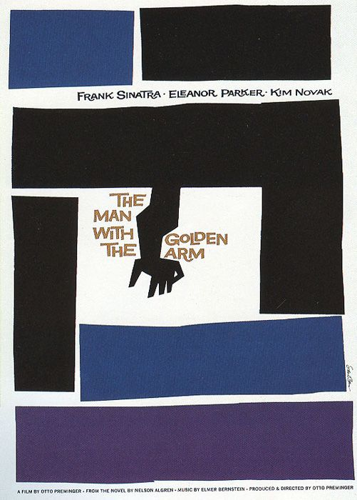 """""""The Man With The Golden Arm"""" (1955) A dried-out heroin addict returns to his wife and card dealing in Chicago."""