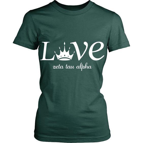 Zeta Tau Alpha Love