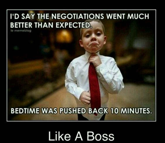 Like my son !