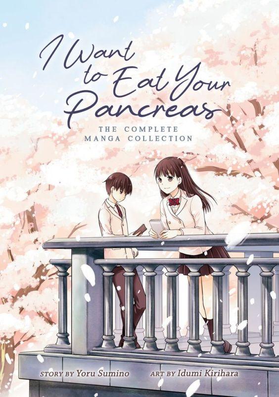 Seven Seas Licenses I Want to Eat Your Pancreas Novel and Manga | MANGA.TOKYO