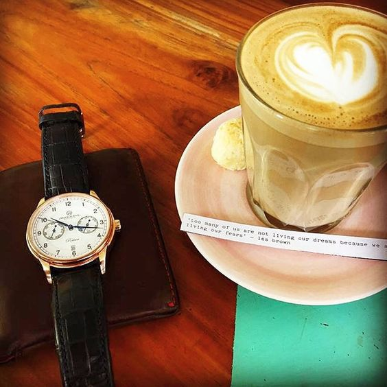 Owners pics - @owen.pat and his Portsea |#melbournewatch #melbourne #watches