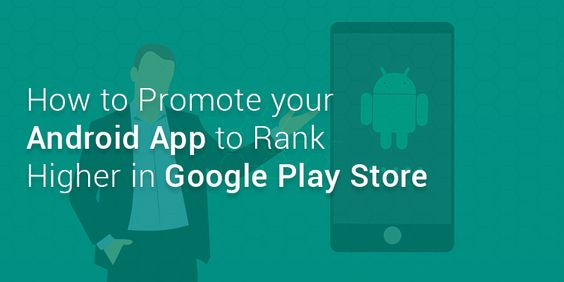 Promote Android Apps