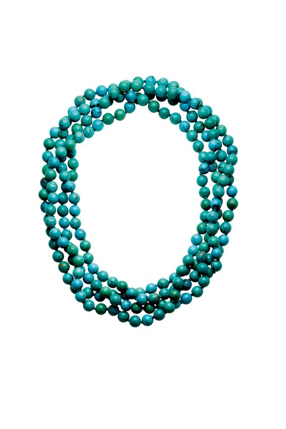 love the color: Fashion Style, Fashion Trends, Turquoise Jewelry, Chunky Turquoise, Blue Jewelry