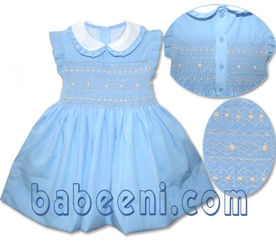 Smocked dresses, Smocking and Summer collection on Pinterest