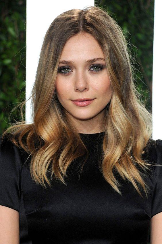 #ScarletWitch #CaptainAmericaCivilWar #AvengersAgeOfUltron  The Oscars 2012 Hairstyles Hair & Makeup Beauty Looks (Glamour.com UK)