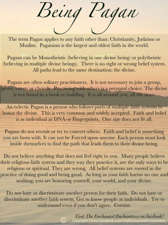 lovely. i should print copies of this to hand out to family members who assume a Paganism is worshipping Satan:
