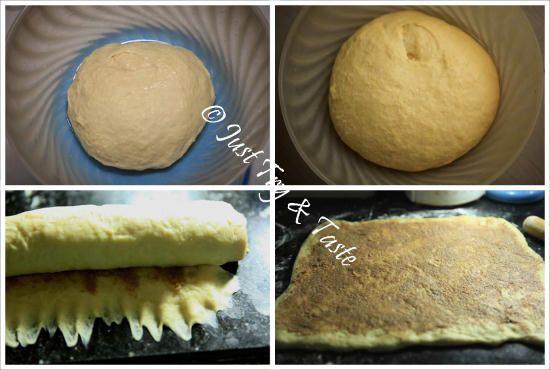 Resep Cinnamon Rolls Dengan Cream Cheese Glaze Happy New Year 2017 Roti Cinnamon Roll Keju Krim Kue Lezat