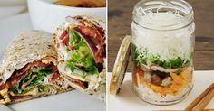 Faça esta assadeira de frango e legumes em uma tacada só! | 15 ideias de marmitas saudáveis para pessoas que sofrem de preguiça