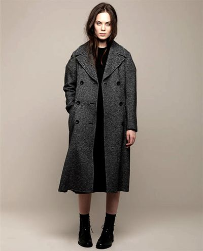 United Bamboo / Tweed Trench Coat | Maxi Coats | Pinterest | Coats
