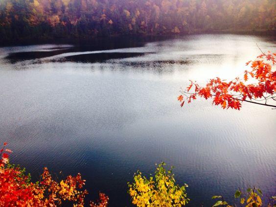 Lac pink l'outaouais