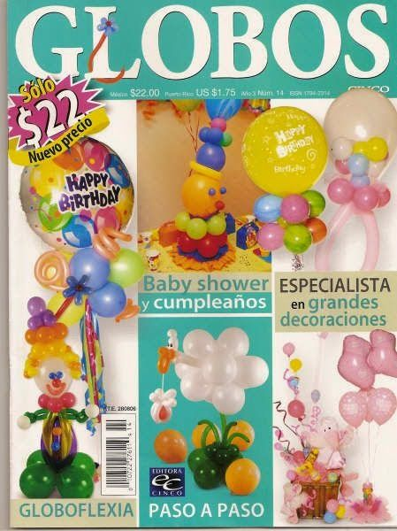 revistas de manualidades gratis globos para baby shower revistas de