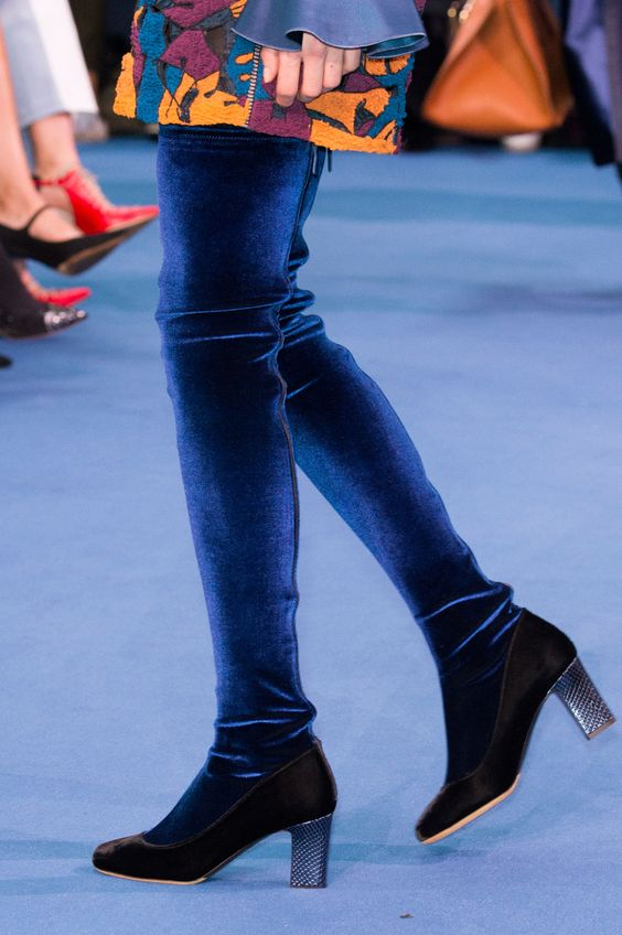 42 Pairs of Shoes We're Coveting From London Fashion Week