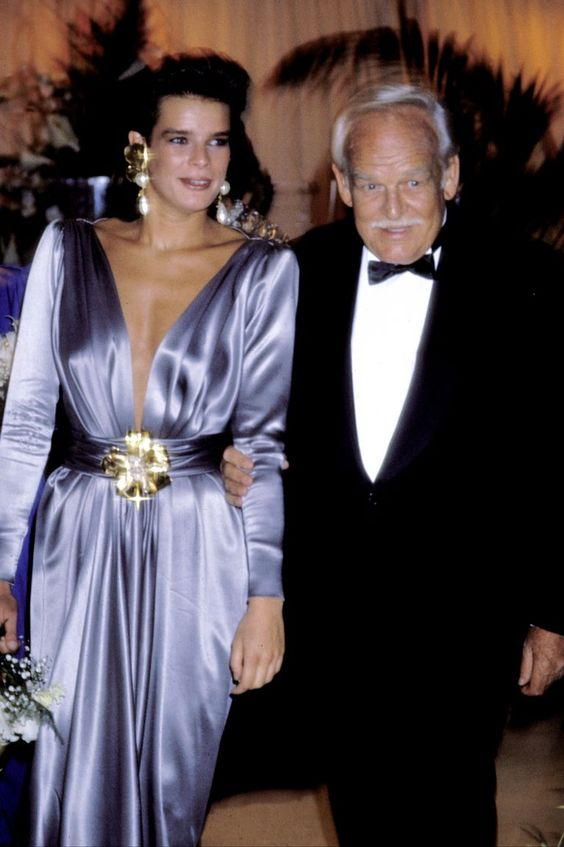 Princess Stéphanie of Monaco's Best Style Throughout the Years in Photos