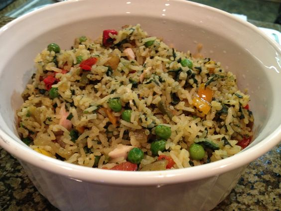 20-Minute Chicken and Vegetable Fried Ricehttp://careermommy.hubpages.com/hub/Quick-and-Easy-Vegetable-and-Chicken-Rice