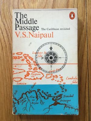 The Middle Passage - Naipaul, V S  Penguin, 1969 impression of this Penguin paperback edition in very good condition, light creasing at spine and extremities, otherwise vg+, please see pictures, PayPal accepted, any questions please get in touch.