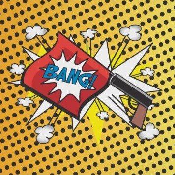 Bang! #popart