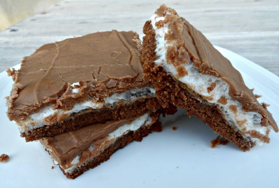 The Magic of a Marshmallow Brownie