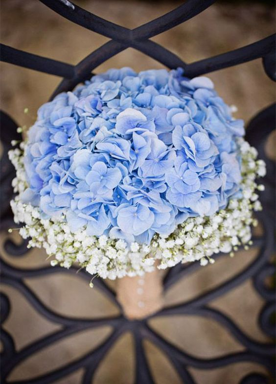 Bouquet: When it comes to baby?s breath, more is more! This bloom is relatively inexpensive, so feel free to go big.