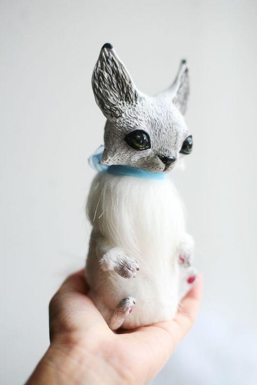 arctic kitty by da-bu-di-bu-da on deviantART