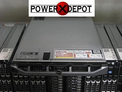 Dell R620 Warranty thru 10-15-2017. 1E5-2603v2 PERC S110 16GB Ram No Drives