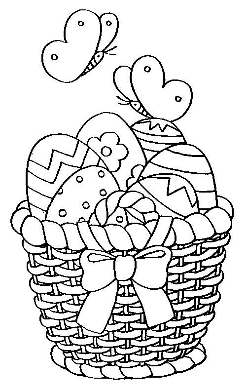 Paques Oeufs Plus Easter Colouring Easter Coloring Pages Easter Coloring Sheets