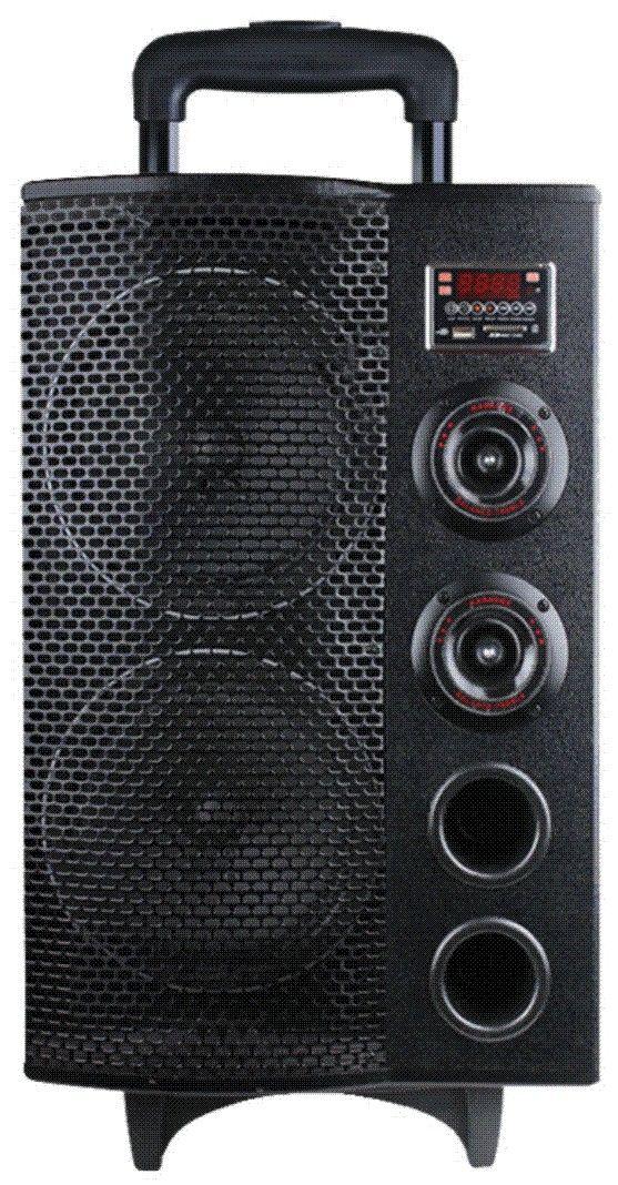 sound system music speaker
