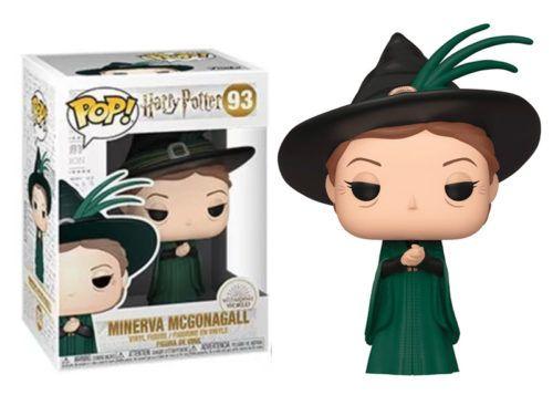 >93 Minerva McGonagall Funko Pop