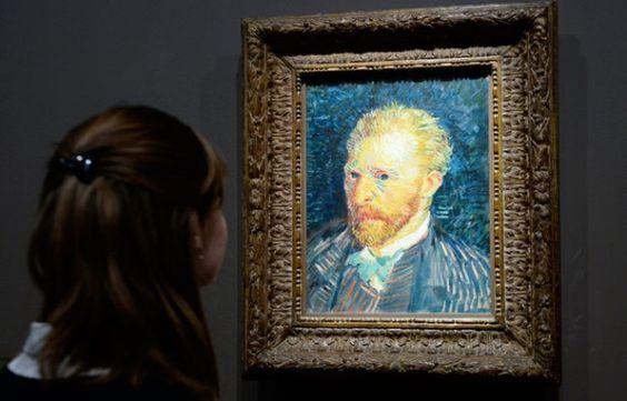 Van Gogh: Un carnet de dessins inédits du peintre a été découvert