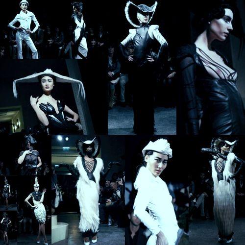 PARIS | Madame Ming. La Haute Close de Sir Charlie Le Mindu    La première was a succès    SS 2013 | HAUTE COUTURE