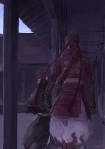 【版権】戦国BSR~らくがき詰め~ [51] Sarutobi Sasuke, Sengoku Basara, Sanada Yukimura, pixiv