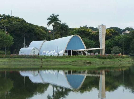 Igreja São Francisco,  Pampulha, Belo Horizonte MG