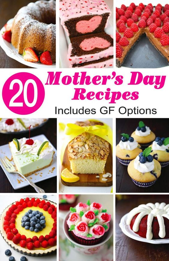 20 Mother's Day Recipes
