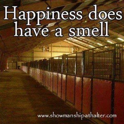 Yep... aroma therapy!