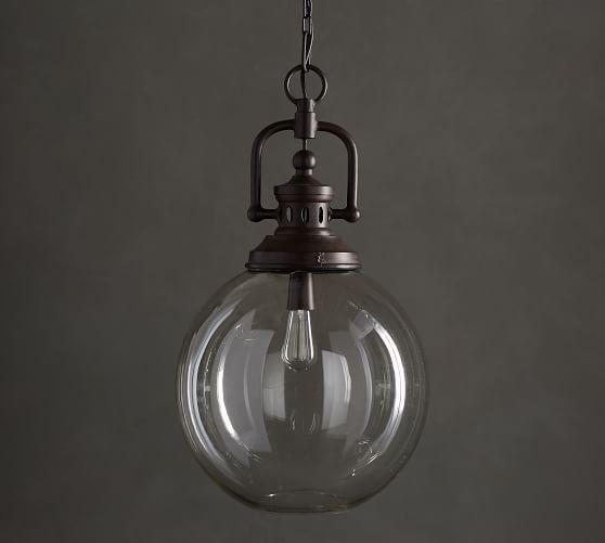 Duke Oversized Indoor Outdoor Recycled Glass Pendant Lantern Pendant Lighting Glass Pendants Recycled Glass