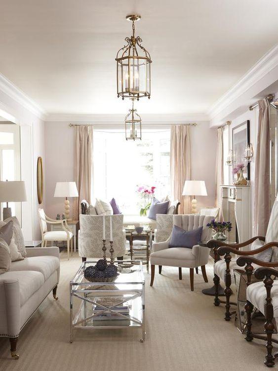 Sarah richardson makes over a new home gardens sarah - Sarah richardson living room ideas ...
