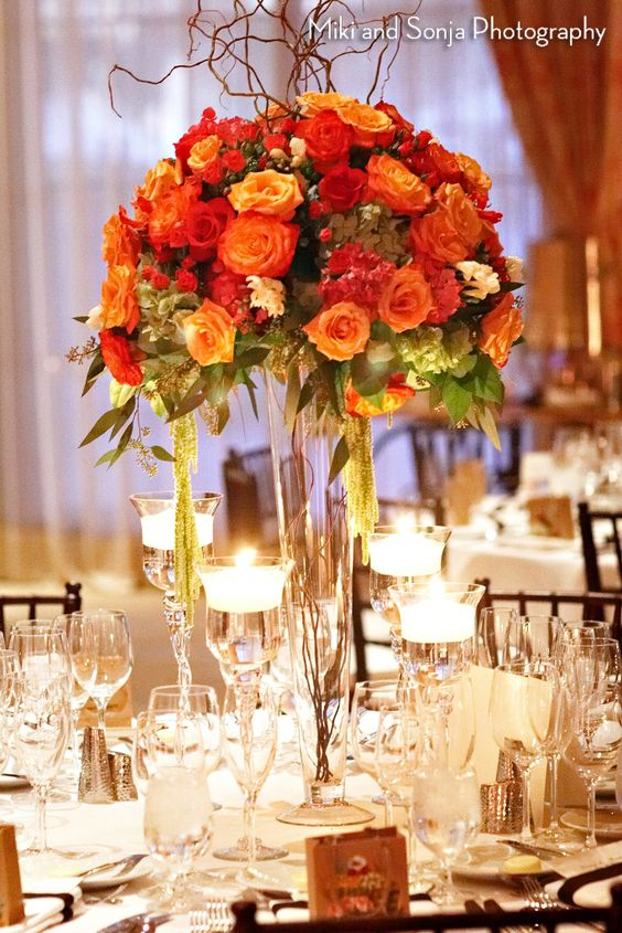 Centerpieces: A Terranea Resort Wedding in Southern California Los Angeles Rancho Palos Verdes