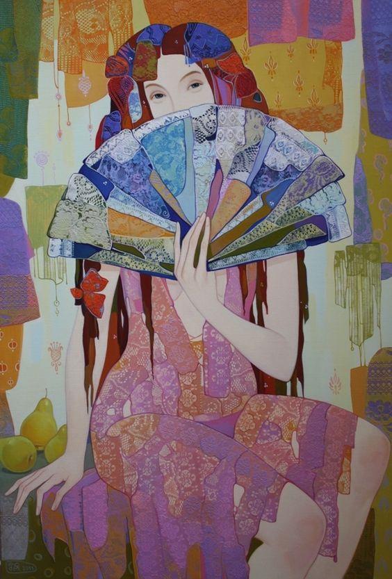 Tha Fan by Maia Ramishvilli (aka Maia Ramish)