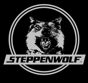 Resultado de imagen de steppenwolf logo