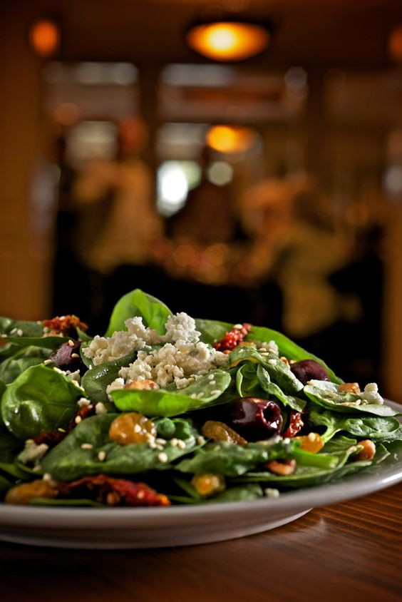 ... | Salads | Pinterest | Pepper Jelly, Spinach Salads and Vinaigrette