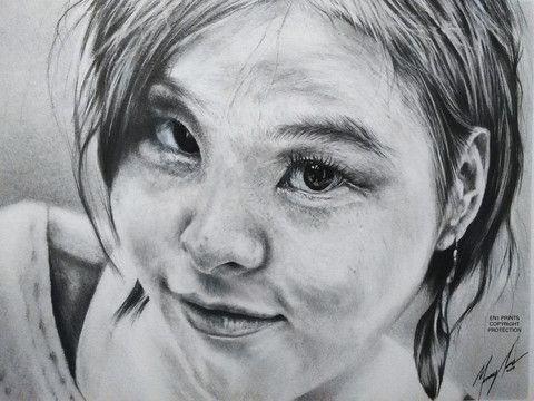 Portrait II Print