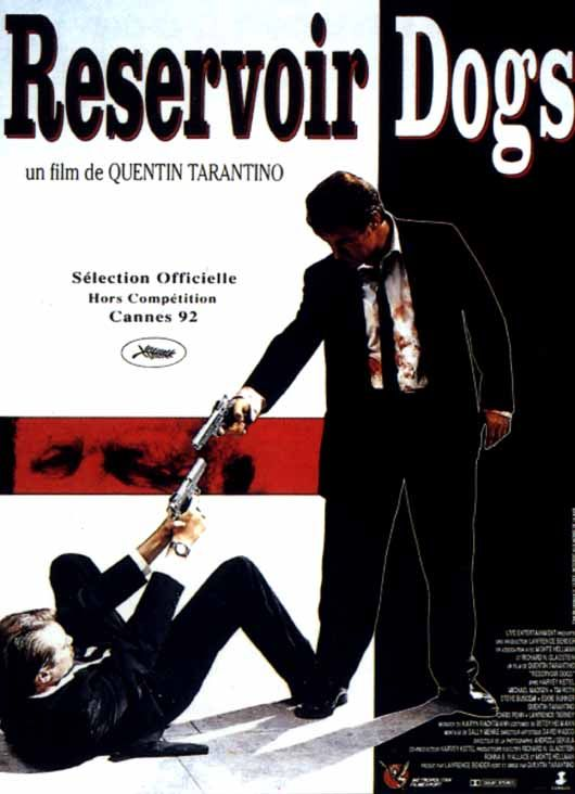"""""""All right ramblers, lets get rambling..."""" """"Reservoir Dogs"""" (1992) A Quentin Tarantino movie with Harvey Keitel, Tim Roth, Steve Buscemi, Chris Penn, Michael Madsen..."""