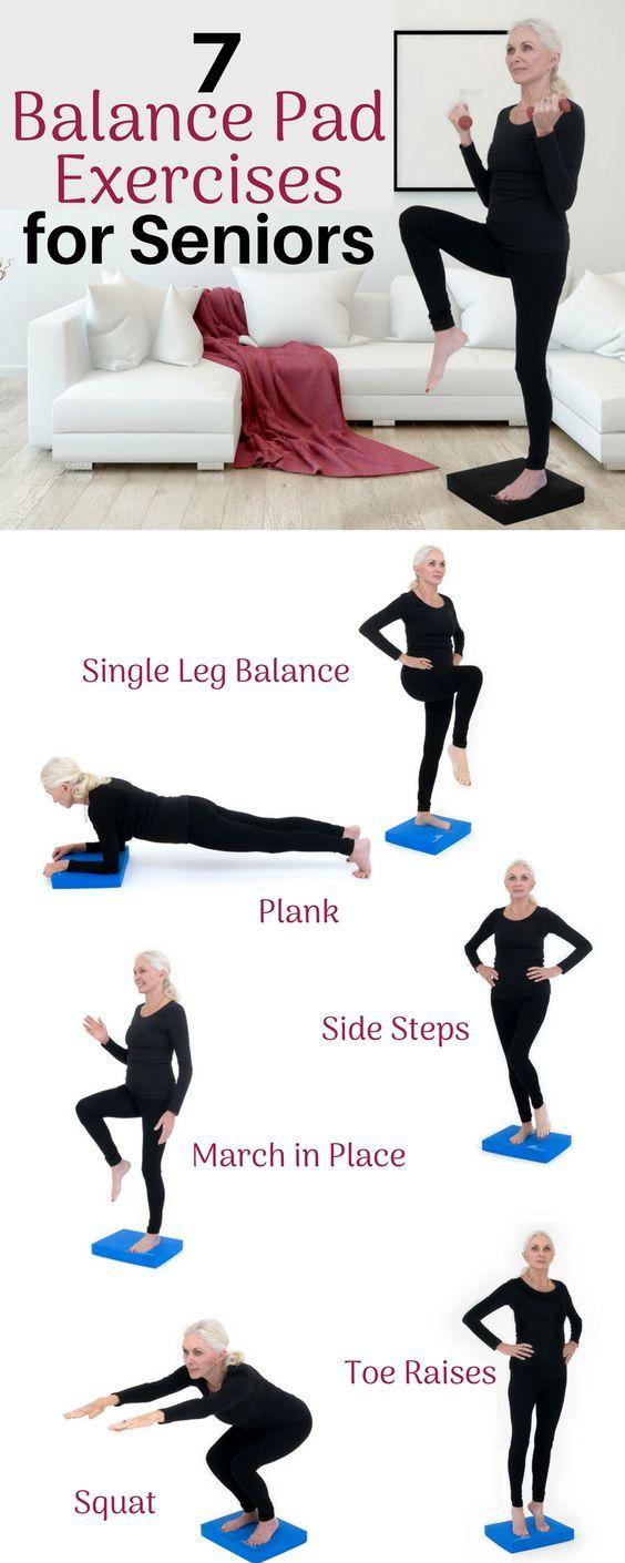 Easy Yoga Exercises For Seniors