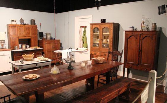 waltons tv show kitchen scene - Google Search